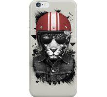 Jungle Rider iPhone Case/Skin