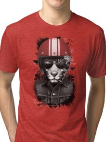Jungle Rider Tri-blend T-Shirt