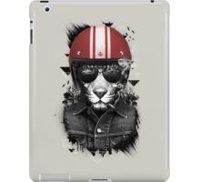 Jungle Rider iPad Case/Skin