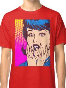 Shocking Retro Classic T-Shirt