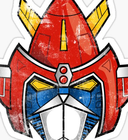 V-Head Sticker