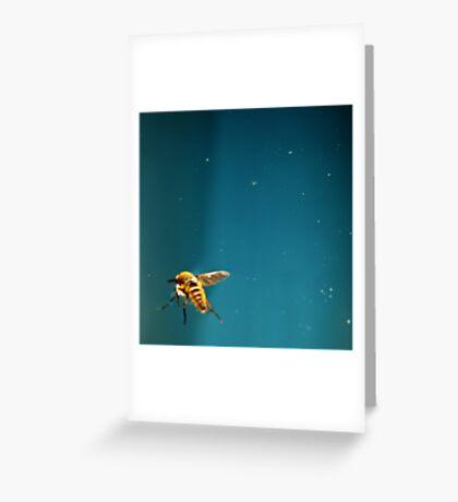 abeille Greeting Card