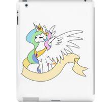 Princess Sun Butt - Plain Banner Version iPad Case/Skin