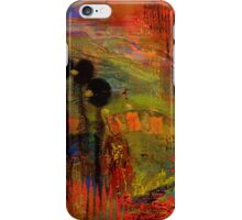 Admiring God's Handiwork I iPhone Case/Skin
