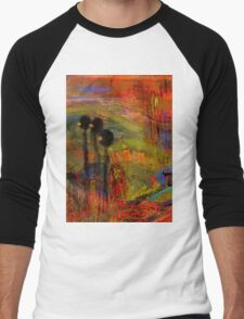 Admiring God's Handiwork I Men's Baseball ¾ T-Shirt