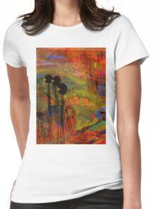 Admiring God's Handiwork I Womens Fitted T-Shirt