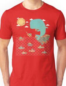 Gone Shipping Unisex T-Shirt