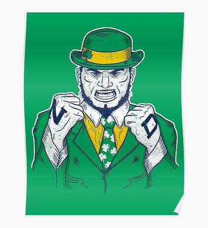 Fighting Irish Poster