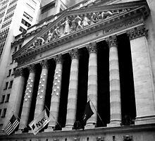 Wall Street's Bold Stand by Mark Van Scyoc