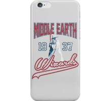 Middle Earth Wizards iPhone Case/Skin