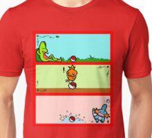 Hoenn's Three Unisex T-Shirt