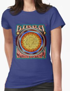 ASTROLOGY= LIBRA Womens Fitted T-Shirt