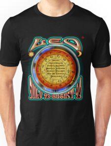 ASTROLOGY = LEO Unisex T-Shirt