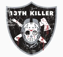 13th Killer Kids Clothes
