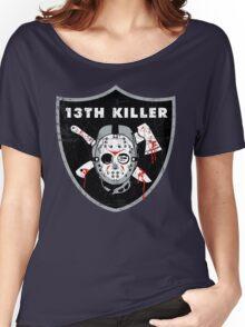 13th Killer Women's Relaxed Fit T-Shirt