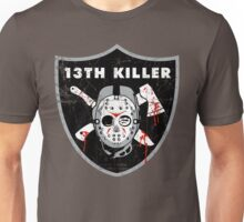 13th Killer Unisex T-Shirt