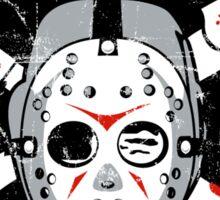 13th Killer Sticker