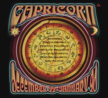 ASTROLOGY = CAPRICORN by roadie