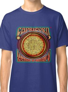 ASTROLOGY = CAPRICORN Classic T-Shirt
