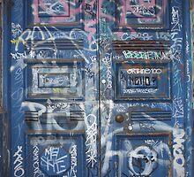 blue door by jimmynice