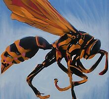 The Wasp - HIP HOP CREATURE by DISCIPLINE1972