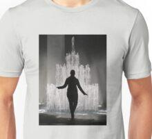 Fountain in Ginza, Tokyo Unisex T-Shirt