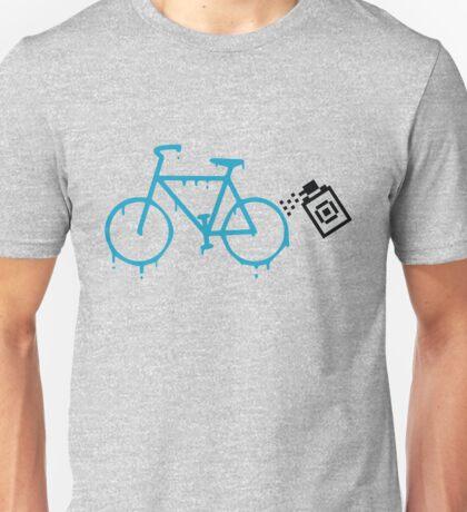 paint the bike Unisex T-Shirt