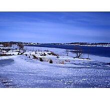 The Saint Lawrence River Photographic Print