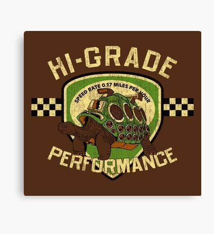 Hi-Grade Performance Canvas Print