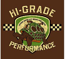 Hi-Grade Performance Photographic Print