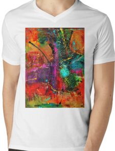 Earth and All Her Grandeur - Final Mens V-Neck T-Shirt