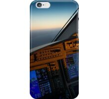 Late afternoon arrival iPhone Case/Skin