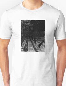 Dark Country Road T-Shirt