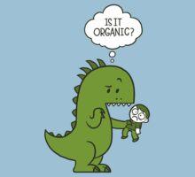 Organic Dinosaur Kids Tee