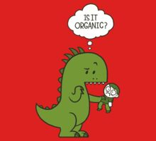 Organic Dinosaur Kids Clothes