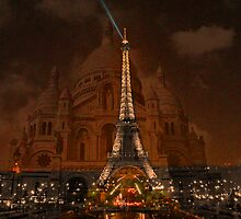 The Magnificence Of Paris by Al Bourassa