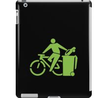 clean up.     iPad Case/Skin