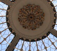 Berrington Hall, Circular Skydome Sticker