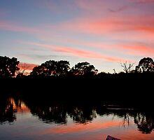 Muarray Sunrise by Rob Beckett