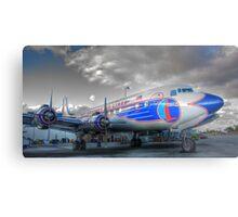 Eastern Airlines DC-7B Metal Print