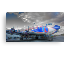 Eastern Airlines DC-7B Metal Print
