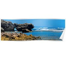 Kilcarnup Coast Poster