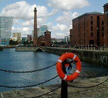 Liverpool Docks by newbeltane