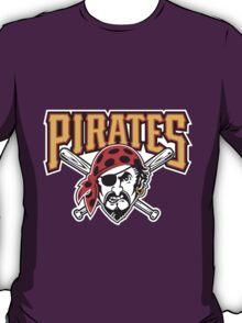 Pittsburgh Pirates logo T-Shirt