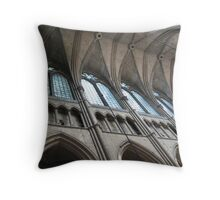 Cathedral Windows Throw Pillow