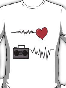 Heart Tunes T-Shirt