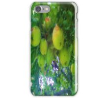 Apples on a tree iPhone Case/Skin