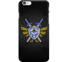 Heroes Legend - Zelda iPhone Case/Skin