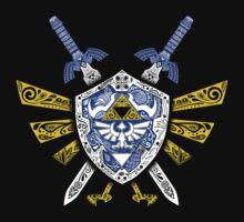 Heroes Legend - Zelda T-Shirt