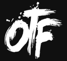 OTF White on Black (Small) by jakeee